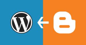 migrar un blog de Blogger a WordPress