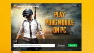 Cómo jugar PUBG mobile en PC